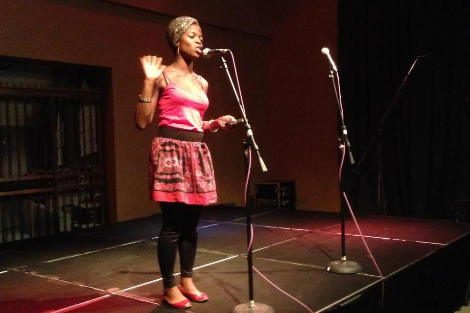 Third Thursday Poetry Night Featuring Amani