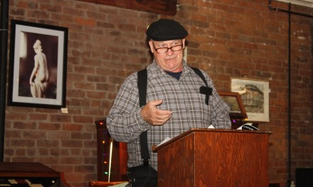 Third Thursday Poetry Night Featuring Martin Manley