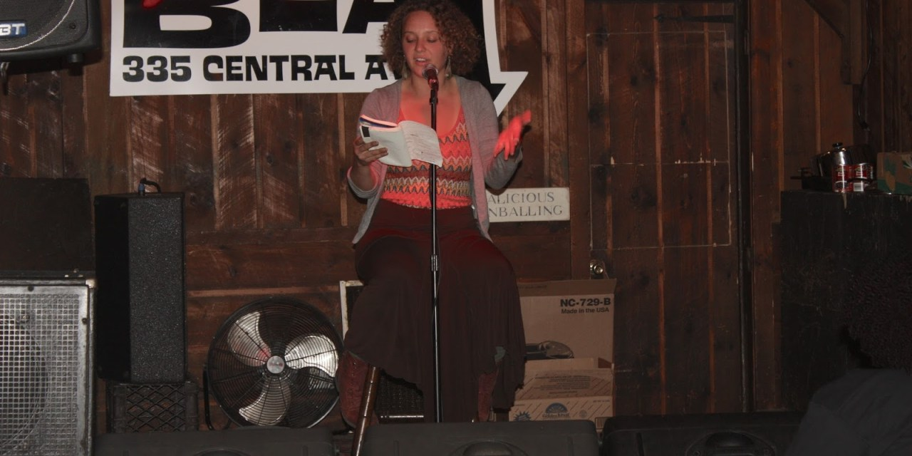 Nitty Gritty Slam — Open Mic Night, October 4