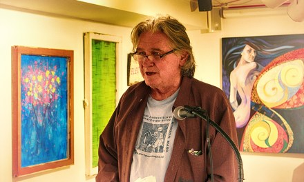 Robb Smith to be Featured at Poets Speak Loud