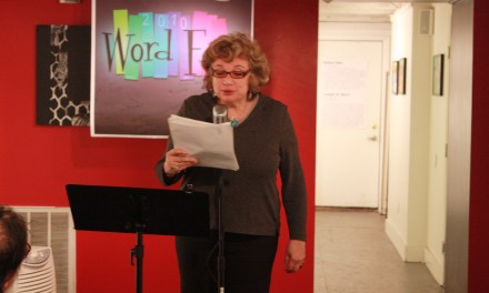Caffe Lena Poetry Open Mic Featuring Sue Oringel and Georgis Popoff