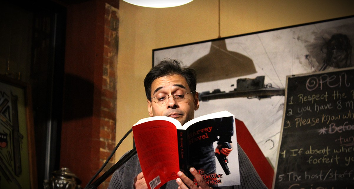 Third Thursday Poetry Night Featuring Harvey Havel