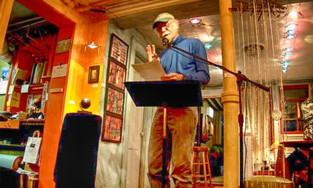 Poets Speak Loud – 13th Annual Tom Nattell Memorial Open Mic & Beret Toss