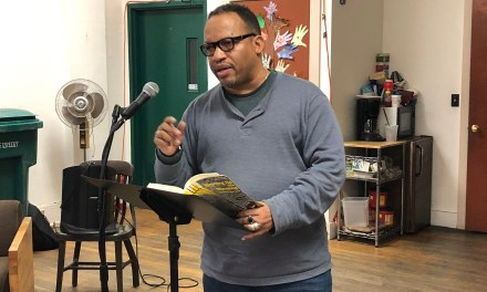 Poets Speak Loud Featuring D. Alexander Holiday
