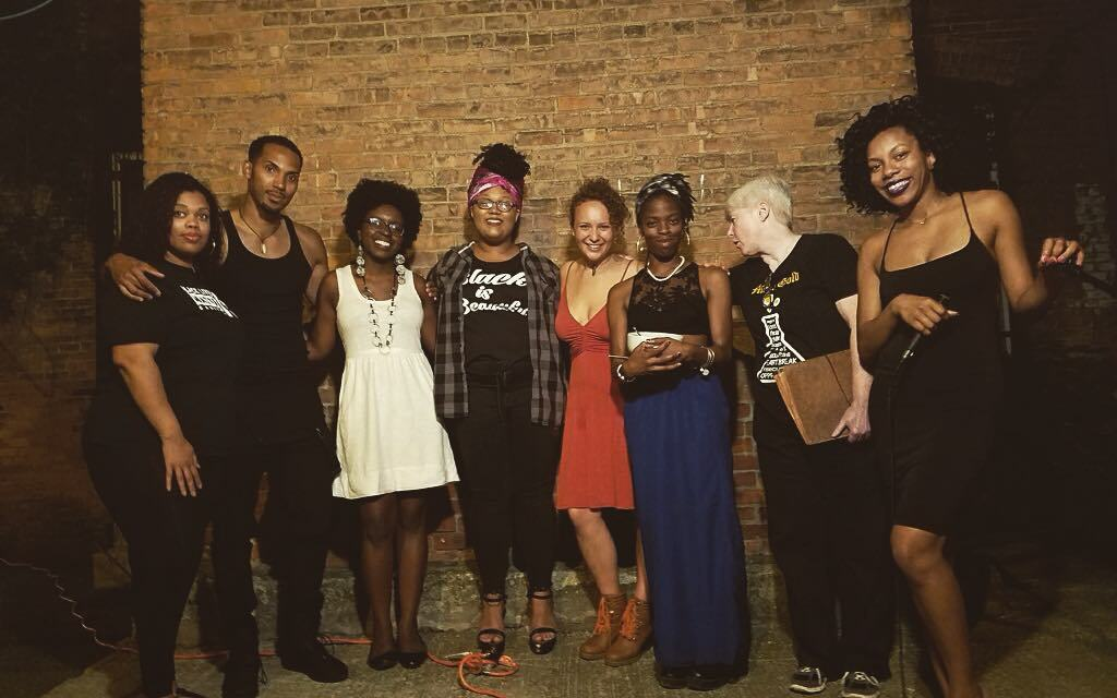 Nitty Gritty Going to The National Poetry Slam in Chicago