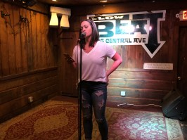 Shannon Spollen at Brass Tacks - July 17, 2018