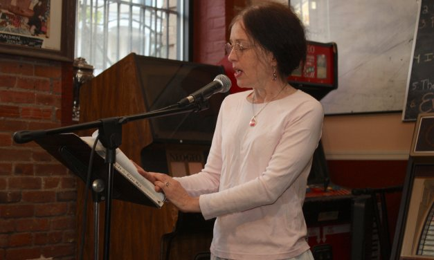Caffe Lena Poetry Open Mic Featuring Therese Broderick