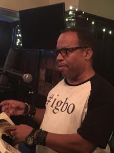 D. Alexander Holiday - Poets Speak Loud, August 27, 2018