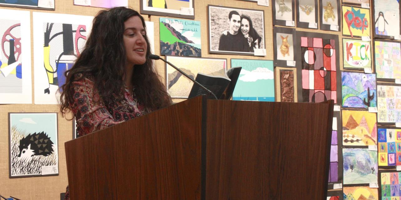 Third Thursday Poetry Night Featuring Dineen Carta
