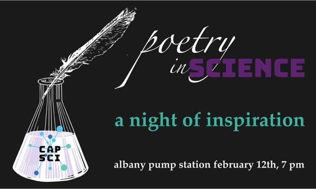 Poetry in Science Reading Series