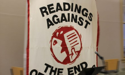 Readings Against the End of the World Open Mic Sign-Up is Now Open