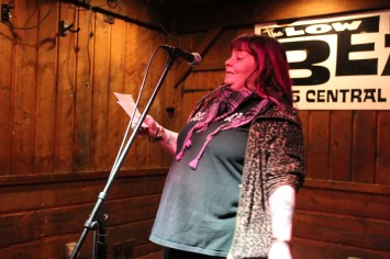 Kim Dreizehn at Brass Tacks, March 19, 2019