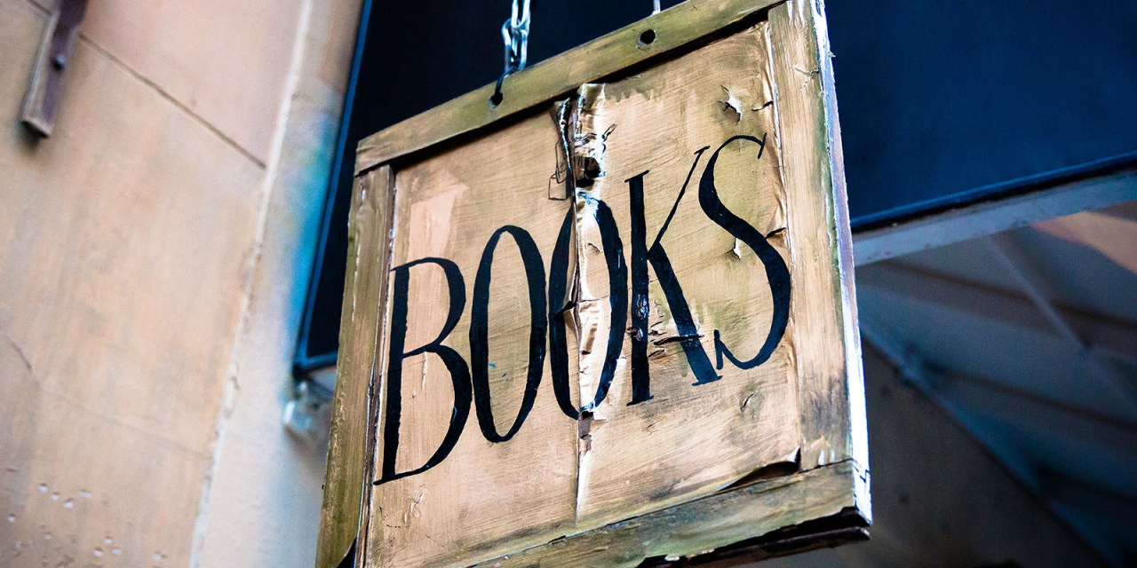The Bookshop Hunter: Electric City and Beyond
