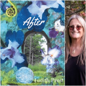 Judith Prest and Book Cover