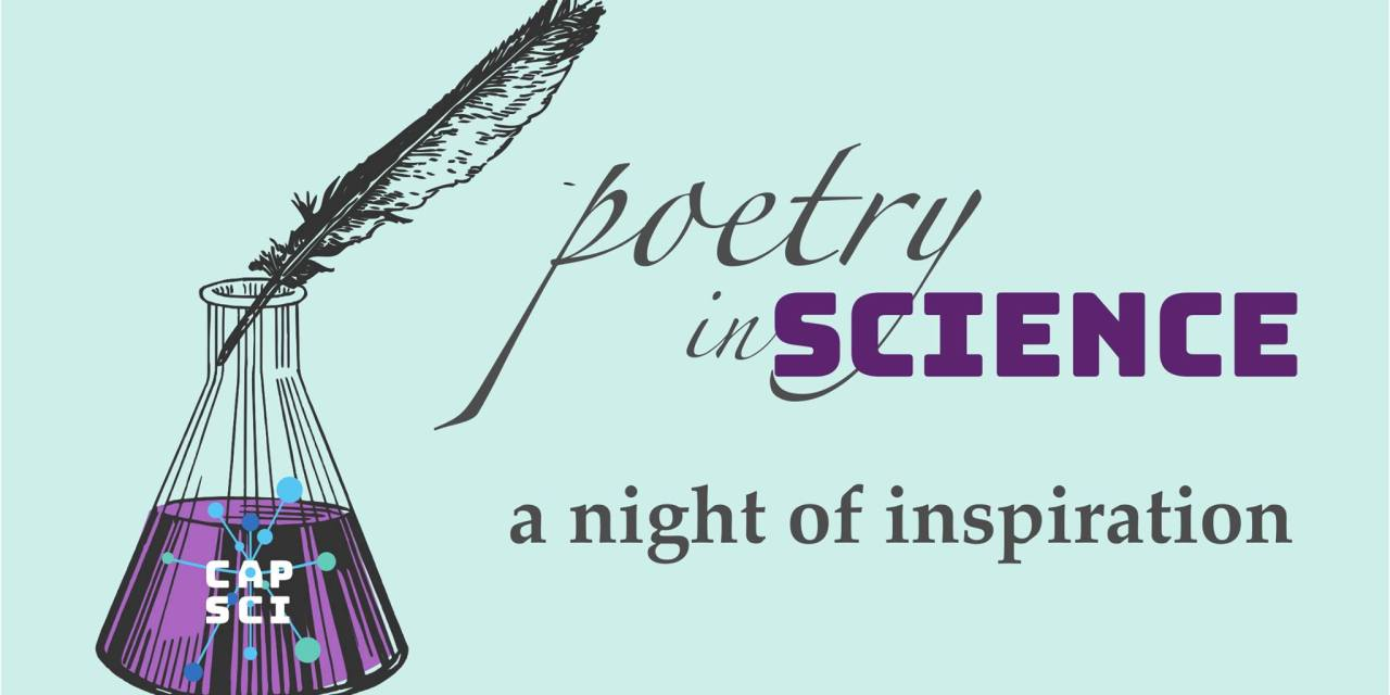 Poetry in Science Reading Series Returns