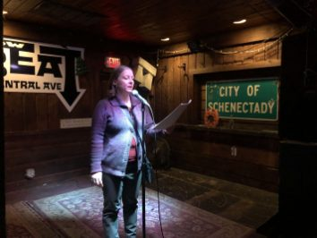 Jessica Rae at Brass Tacks, January 7, 2020