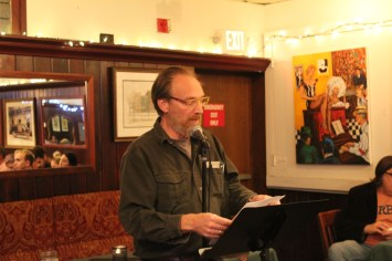 Guy Reed at Poets Speak Loud, September 30, 2019