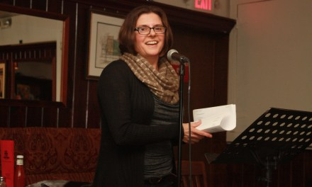 Poets Speak Loud Featuring Mary Ann Murray