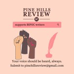 Pine Hills Review Summer Call For BIPOC Writers
