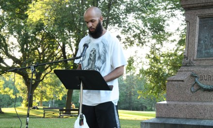 Poets in the Park 2020, July 25