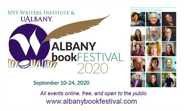 The 3rd Annual Albany Book Festival
