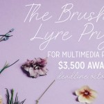 The 2020 Brush & Lyre Prize