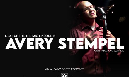 Episode 2: Avery Stempel at Poets Speak Loud