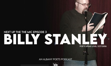 Episode 3: Billy Stanley at Poets Speak Loud