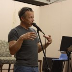Woodstock Poetry Society Reading with Guy Reed and Victoria Sullivan