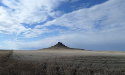 The Quiet Time, Vintage Cars, and Walking Across North Dakota…