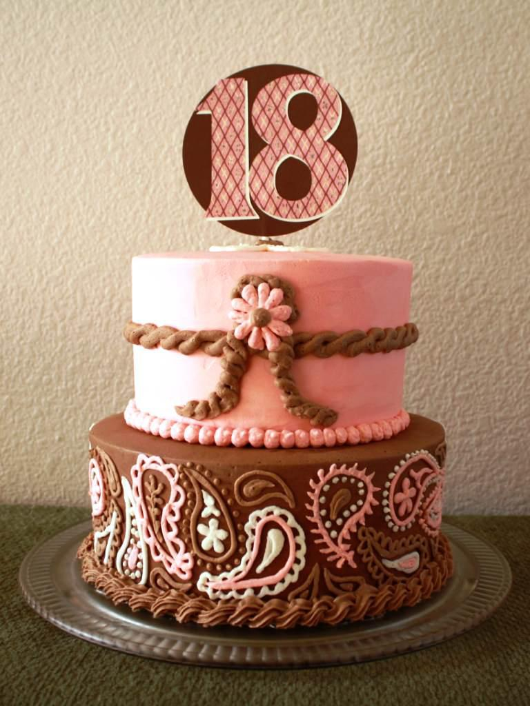 18Th Birthday Cake Designs 18th Ideas For Boys Protoblogr Design