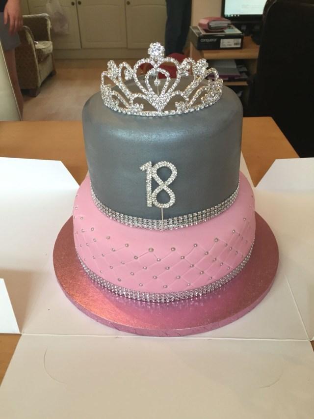 18Th Birthday Cake Designs 18th Birthday Cake Ideas Goodideas141118