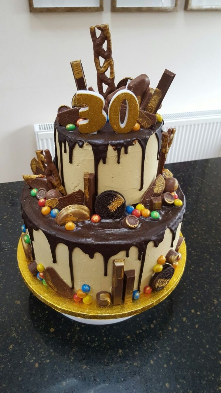 34+ Awesome Image of 21St Birthday Cakes For Guys