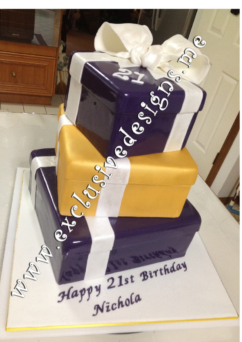21St Birthday Cakes For Guys Special Occasion Novelty Cakes