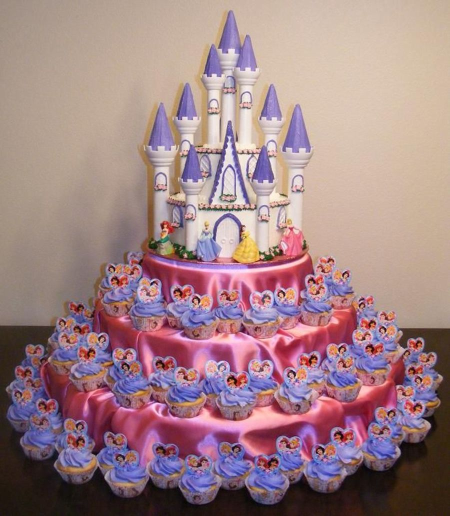 2Nd Birthday Cake Ideas Disney Princess 2nd Cakecentral