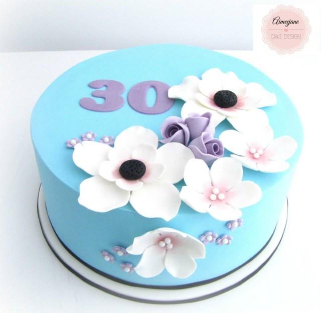 30Th Birthday Cake Ideas For Her Creative 30th Birthday Cake Ideas Crafty Morning