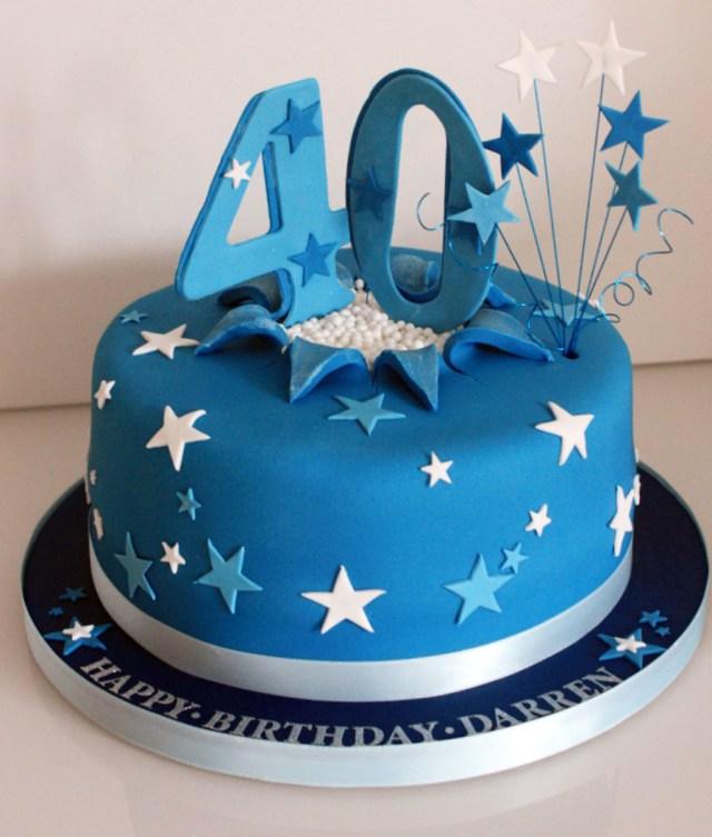 40Th Birthday Cake Ideas 10 Funny 40th Cakes Photo