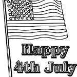 4th Of July Coloring Pages Fourth 4th July Coloring Page Wecoloringpage