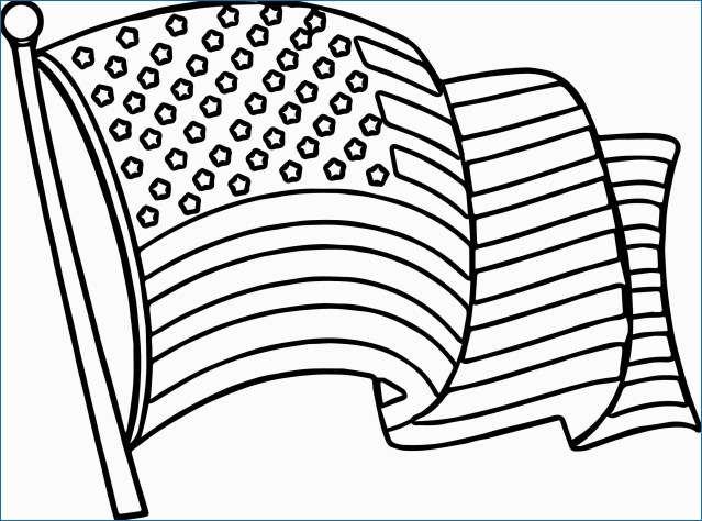4th Of July Coloring Pages July Coloring Pages Astonishing 4th July Wave Flag Coloring Page