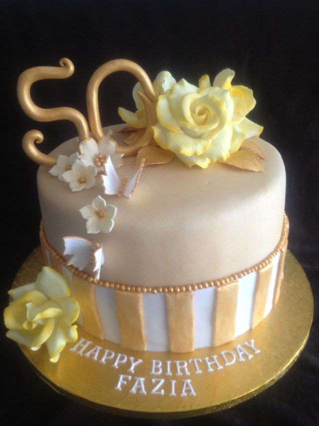 50Th Birthday Cake Ideas For Her Images Of 50th Birthday Cake Ideas For Women Party Decoration