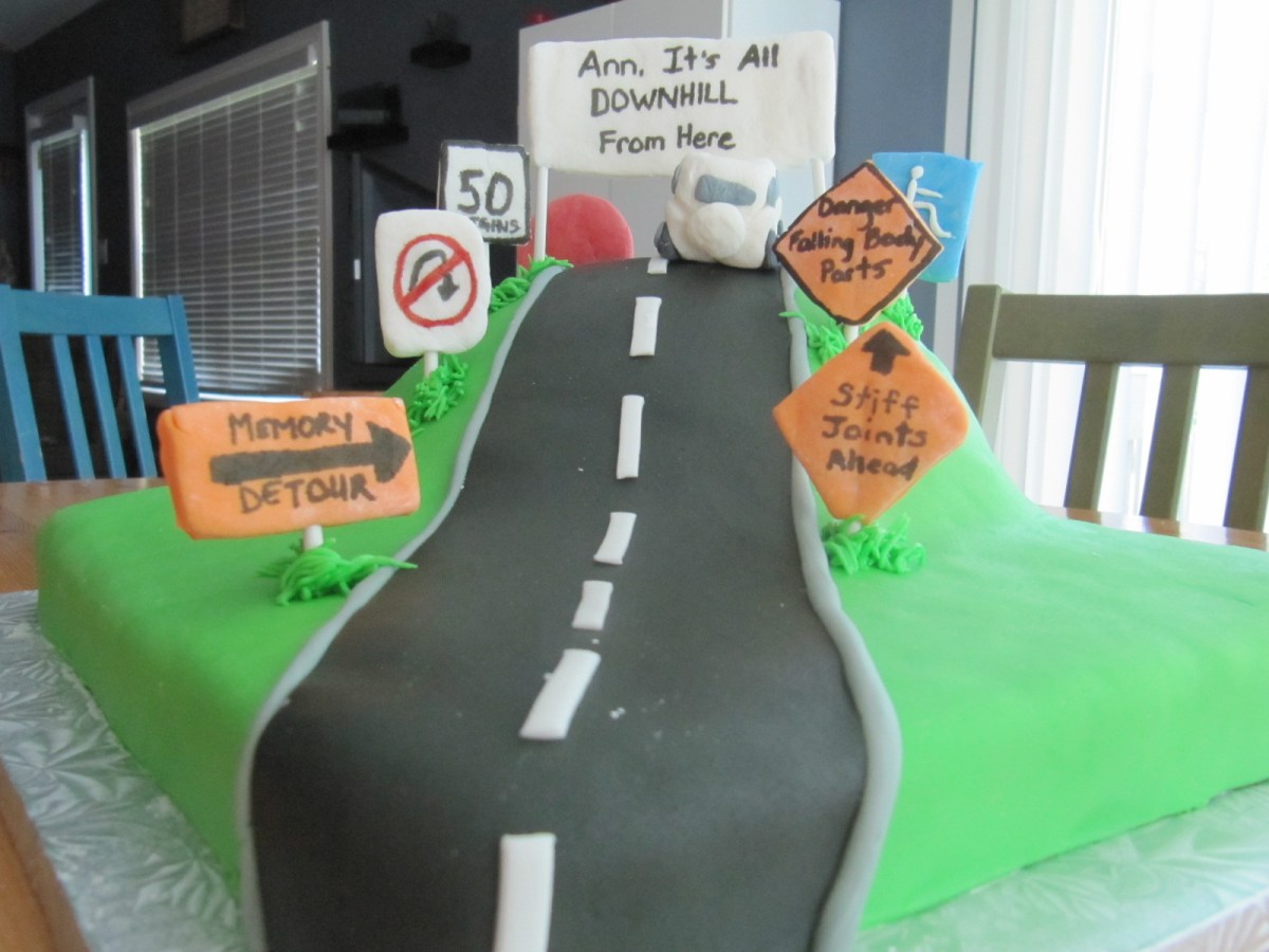 50th Birthday Cake Ideas For Him 12 Over The Hill Cakes Men