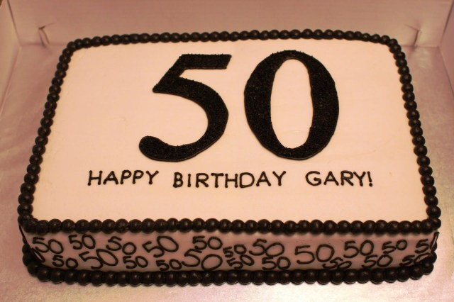 50Th Birthday Cake Ideas For Him Pictures Of 50th Birthday Cakes For Man Protoblogr Design 50th