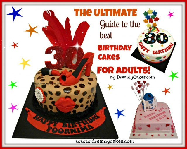 50Th Birthday Cake Ideas For Him The Ultimate Guide To The Best Birthday Cakes For Adults