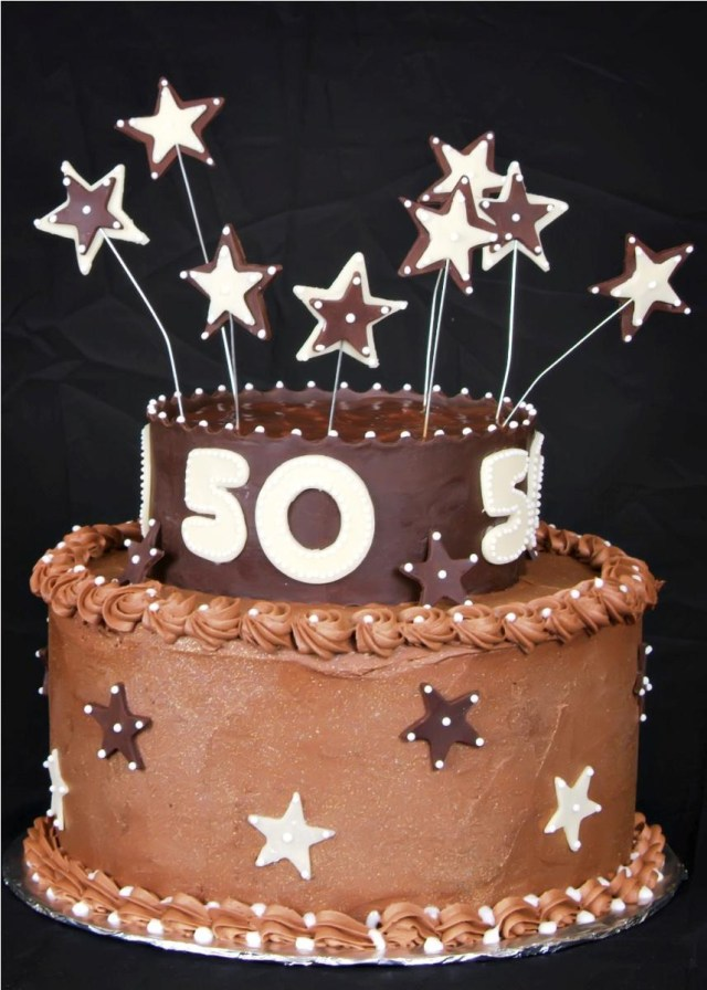50Th Birthday Cakes 50th Birthday Cakes For Men Images Protoblogr Design 50th