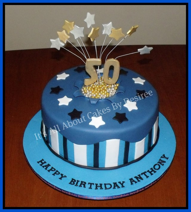 50Th Birthday Cakes For Men Cake Decorating Ideas For A Mans Birthday Ausreise Info