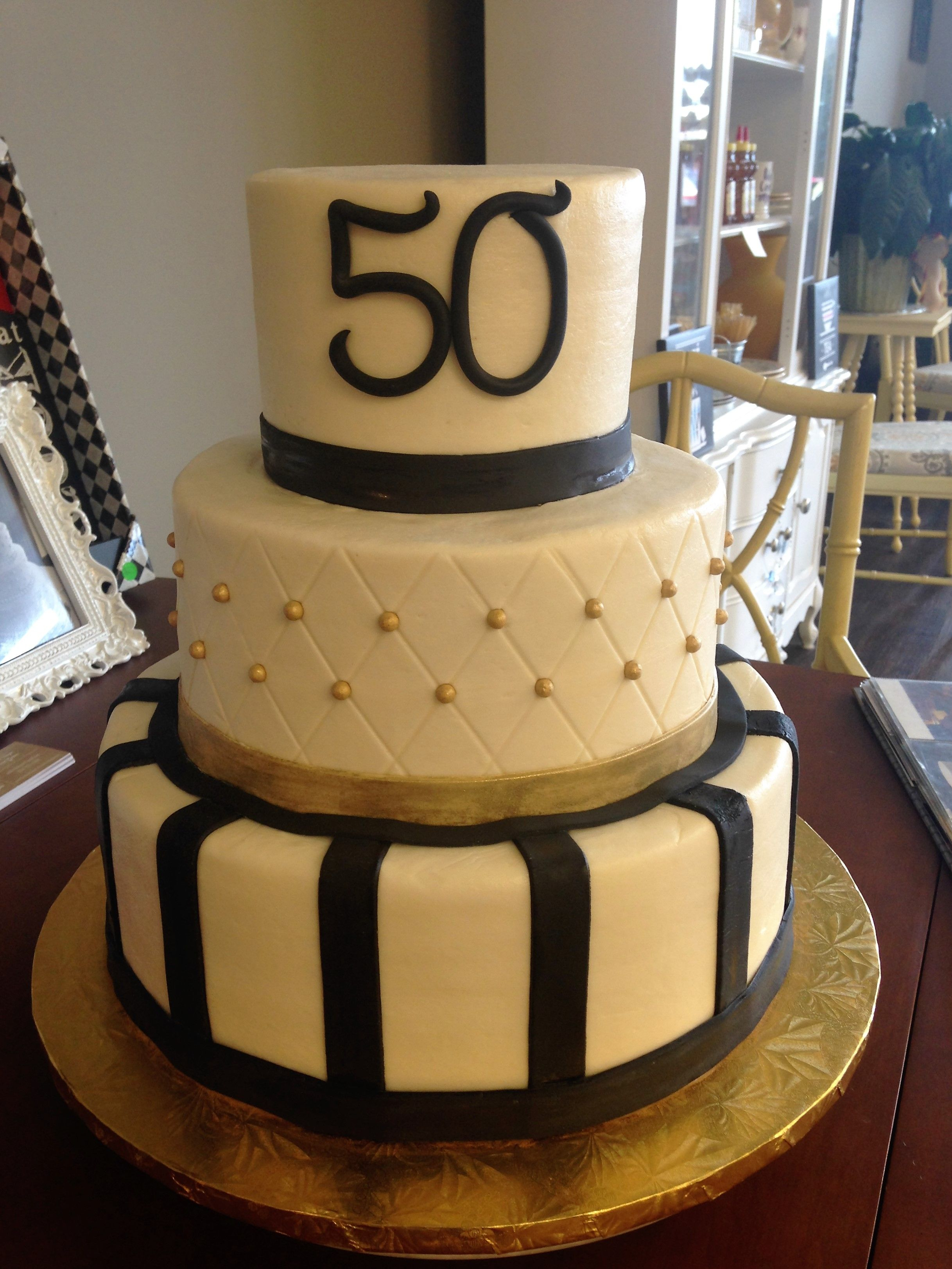 32 Pretty Photo Of 50Th Birthday Cakes For Men