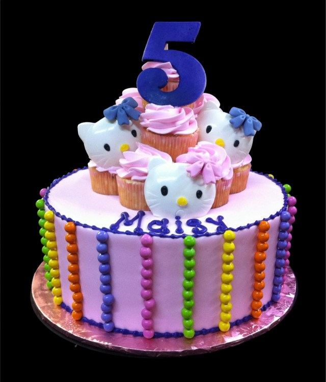 5Th Birthday Cake Fifth Birthday Cakes