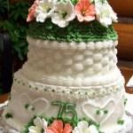 75Th Birthday Cake Grandmas 75th Birthday Cake Cakecentral