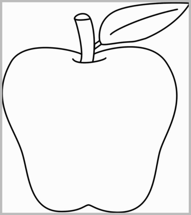 Apple Coloring Pages 57 Best Ideas Of Apple Coloring Page Best Of Coloring Page
