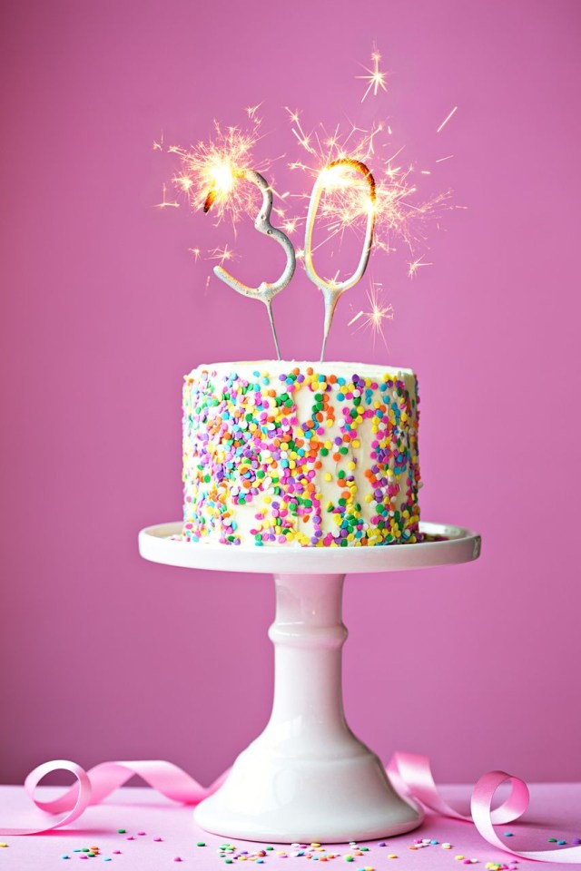 Awesome 30Th Birthday Cakes 30th Birthday Ideas Fabulous Cakes Cupcakes Pinterest 30th